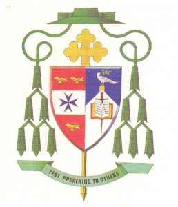 Bishop 's Insignia (Crest - Colour)