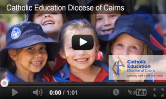 Catholic Education in the Cairns Diocese video