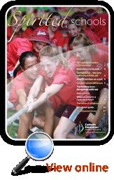 Spirited Schools Magazine online