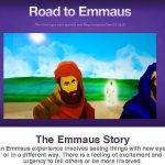 The Emmaus Story