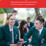 Advancing Futures – New senior assessment and tertiary entrance systems in Queensland