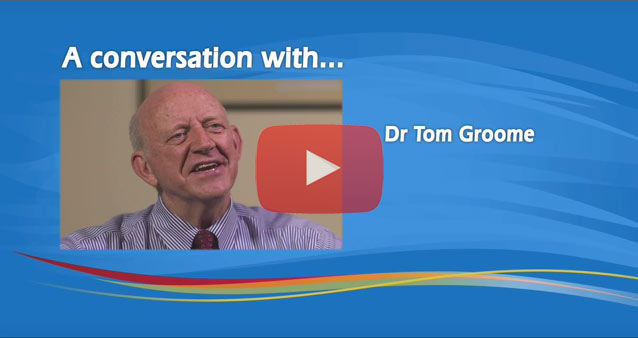 Dr Tom Groome - Boston College