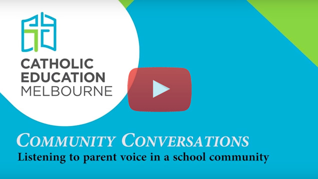 Community Conversations - listening to parent voice in a school community