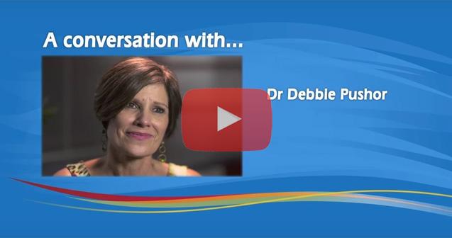 Dr Debbie Pushor