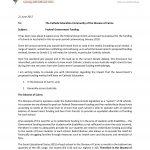 Commonwealth School Funding Update