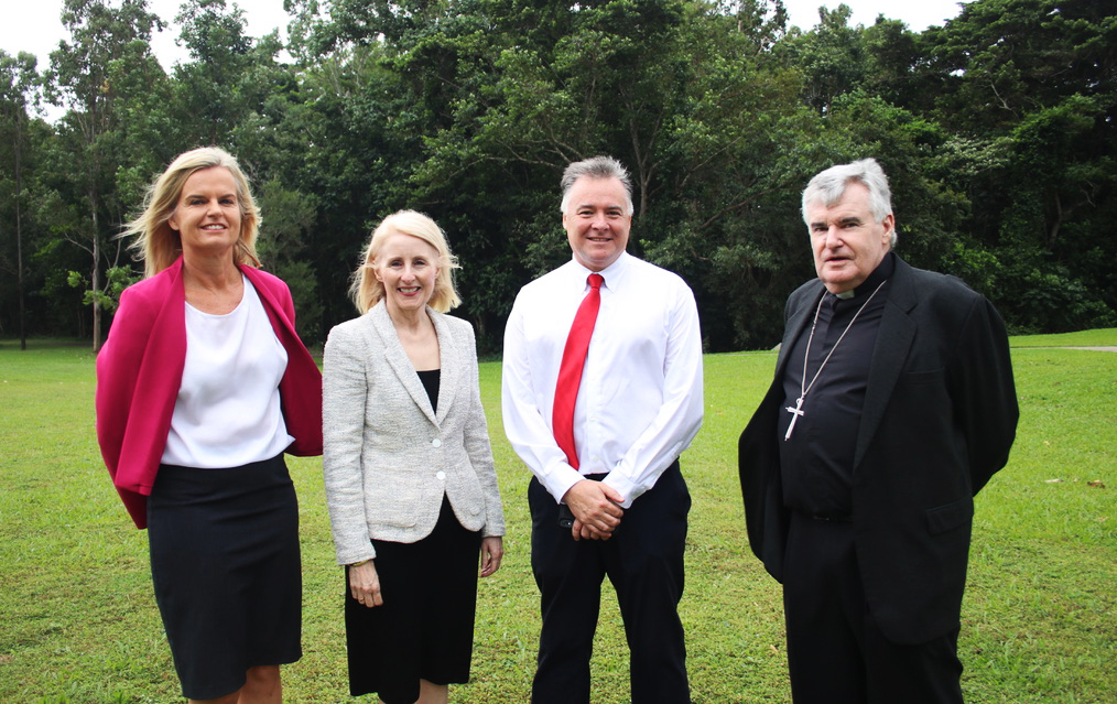 JCU and Cairns Catholic Education announce plans for new