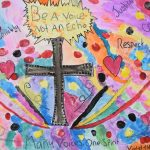 Students Celebrate Creativity and Sense of Sacred this CEW