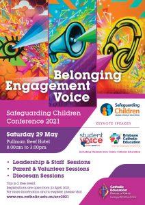 Safeguarding Children Conference 2021 poster